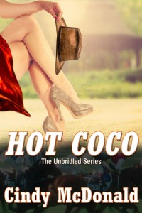 Hot Coco by Cindy McDonald, NEW book cover for 2014